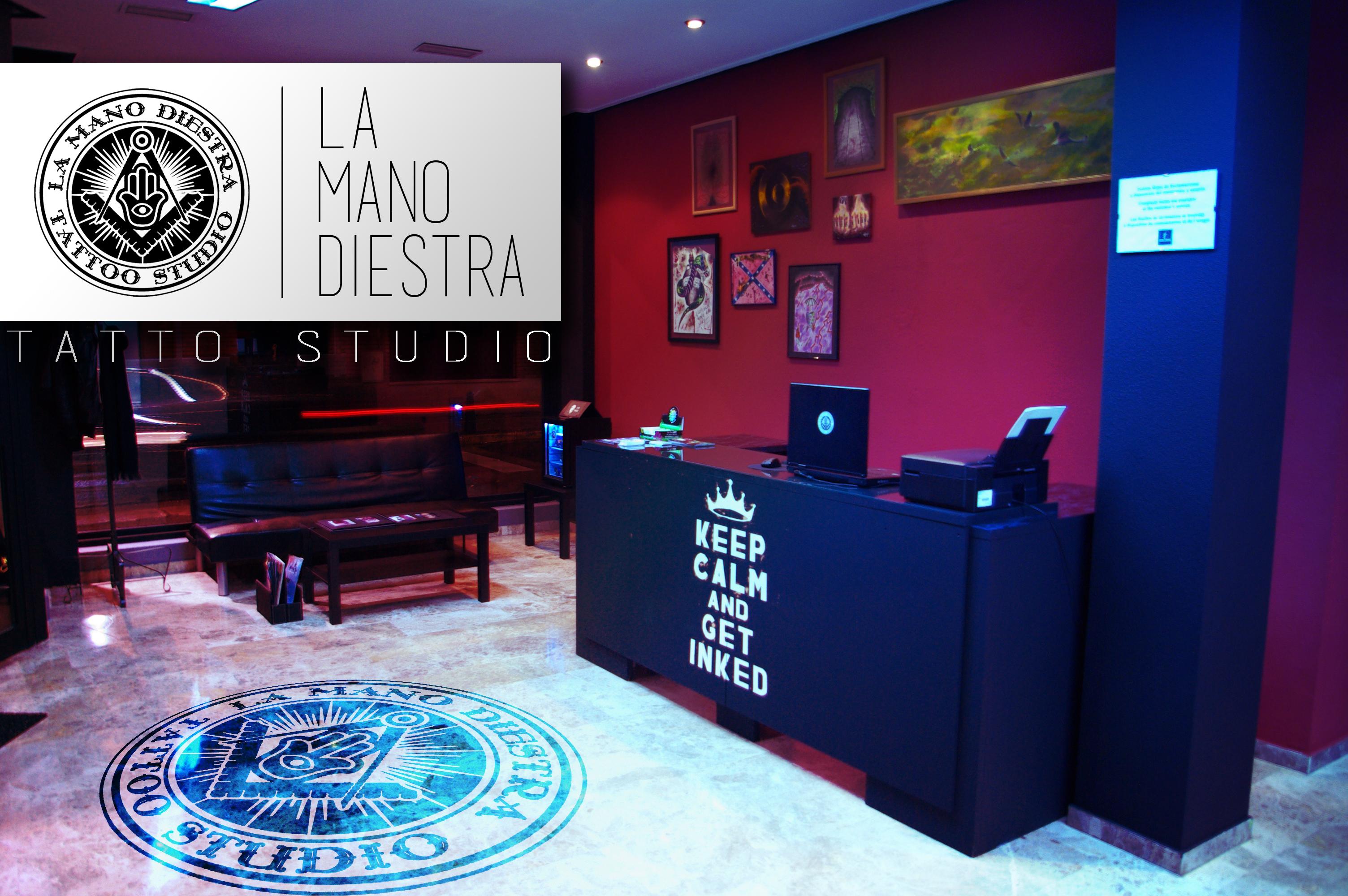 La mano diestra tattoo studio estudio de tatuajes en for Los mejores disenos de interiores