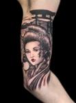 geisha sam