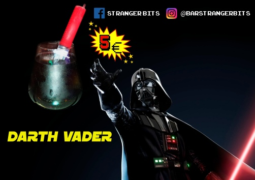 coctel darth vader carta digital
