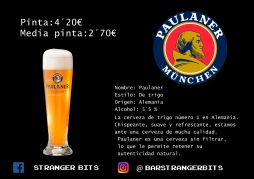 paulaner carta digital